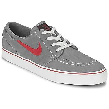Schuhe Herren Sneaker Low Nike ZOOM STEFAN JANOSKI Grau