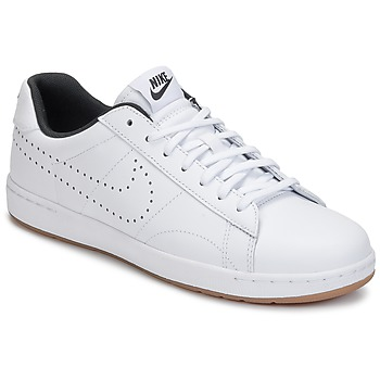 Schuhe Damen Sneaker Low Nike TENNIS CLASSIC ULTRA LEATHER W Weiss / Schwarz