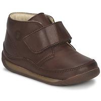 Schuhe Jungen Boots Naturino  Braun