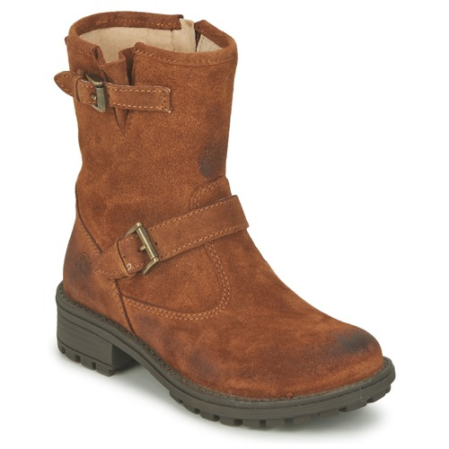 Stiefelletten / Boots Naturino  Stein / Kaffee 350x350