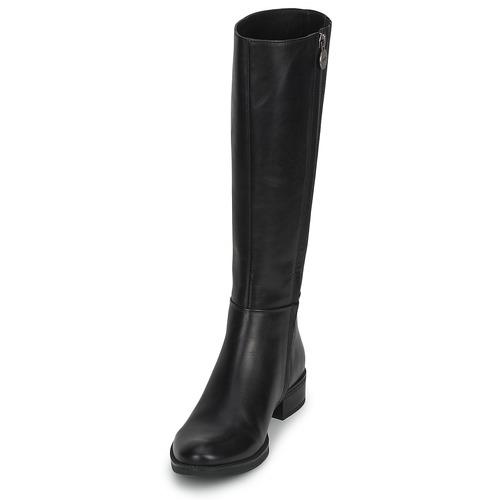 Geox MENDI STIVALI BASIC Schwarz  Klassische Schuhe Klassische  Stiefel Damen 101,40 e49101