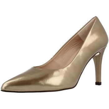 Schuhe Damen Pumps Argenta 1750 Gold
