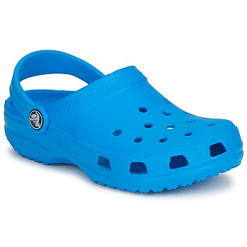 Schuhe Kinder Pantoletten / Clogs Crocs CLASSIC KIDS Blau