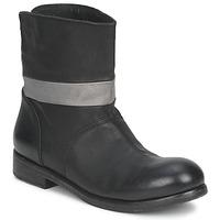 Schuhe Damen Boots OXS RAVELLO YURES Schwarz