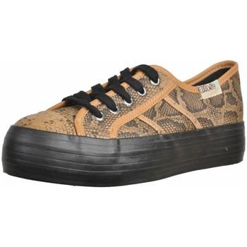 Schuhe Damen Sneaker Low Coolway PERCY Mehrfarbig