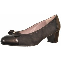 Schuhe Damen Pumps Argenta 46180 Brown