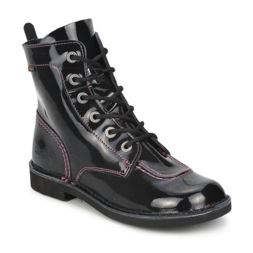 Stiefelletten / Boots Kickers KICK MOOD Schwarz 350x350