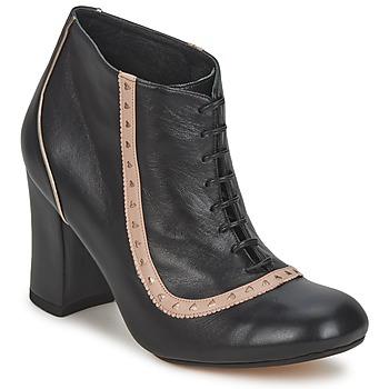 Schuhe Damen Low Boots Sarah Chofakian SALUT Schwarz