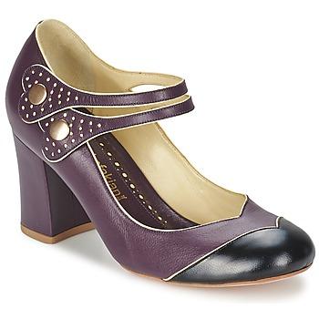 Schuhe Damen Pumps Sarah Chofakian ZUT Bordeaux / Schwarz