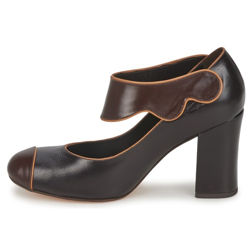 Sarah Chofakian DALI Damen Kaffee  Schuhe Pumps Damen DALI 241,50 cdfc17