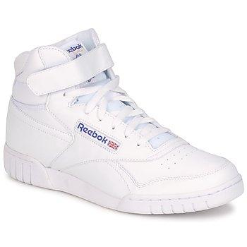 Schuhe Sneaker Low Reebok Classic EX-O-FIT HI Weiss