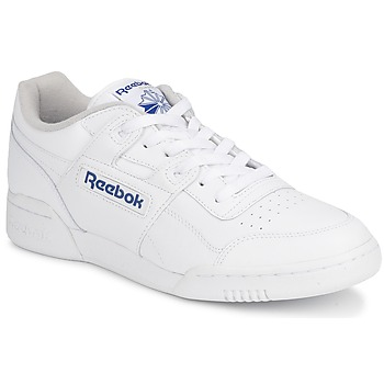 Schuhe Sneaker Low Reebok Classic WORKOUT PLUS Weiss
