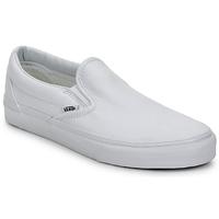 Schuhe Slip on Vans CLASSIC SLIP ON Weiss