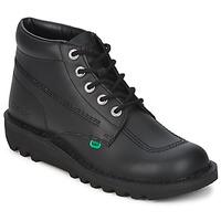 Schuhe Herren Low Boots Kickers KICK HI Schwarz