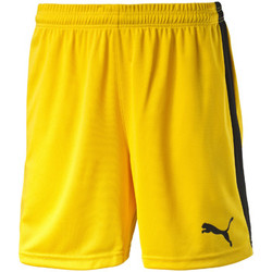 Kleidung Herren Shorts / Bermudas Puma Pitch Shorts Without Innerbrief Gelb