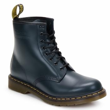 Schuhe Low Boots Dr Martens 1460 8 EYE BOOT Blau