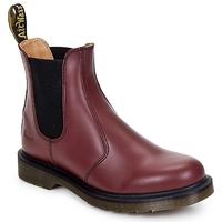 Schuhe Boots Dr Martens 2976 CHELSEA BOOT Rot / Kirsche