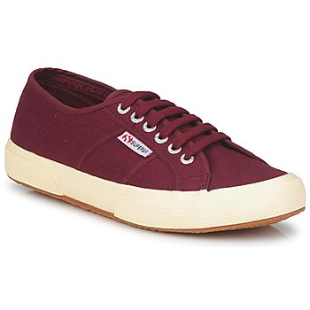 Schuhe Sneaker Low Superga 2750 COTU CLASSIC Dark / Bordeaux