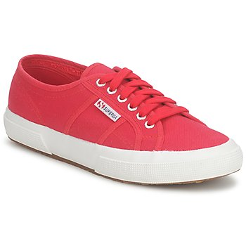 Schuhe Sneaker Low Superga 2750 COTU CLASSIC Rose