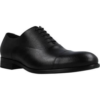 Schuhe Herren Richelieu Angel Infantes 92052 Schwarz