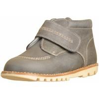 Schuhe Jungen Boots Landos 61S77 Grau