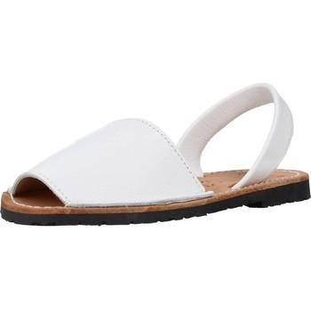 Schuhe Herren Sandalen / Sandaletten Ria 20002 Weiß