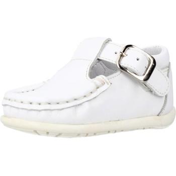 Schuhe Jungen Slipper Landos 27848 Weiß