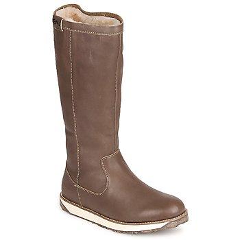 Schuhe Damen Boots EMU LEEVILLE Champignon