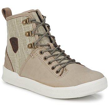 Schuhe Herren Sneaker High Feud SUNSEEKER Grau