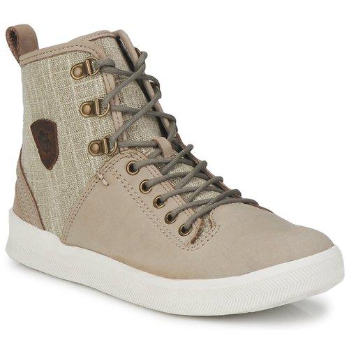 Feud SUNSEEKER Grau  Schuhe Sneaker High Herren