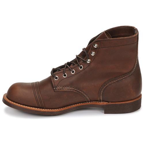Red Wing IRON RANGER Braun  Schuhe Boots Herren 319