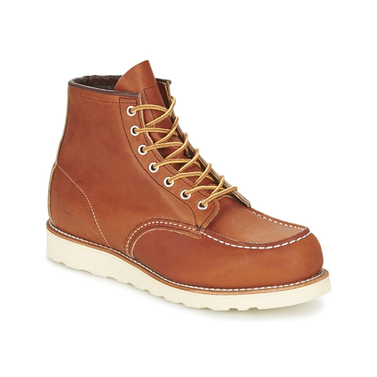 Red Wing CLASSIC Braun - Kostenloser Versand bei Spartoode ! - Schuhe Boots Herren 299,00 €