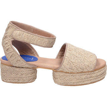 Schuhe Damen Leinen-Pantoletten mit gefloch Jeffrey Campbell JC FLOATINGPP WEAVE Other