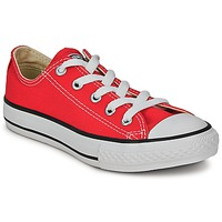 Schuhe Kinder Sneaker Low Converse ALL STAR OX Rot