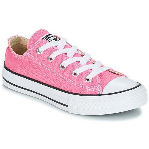 Schuhe Mädchen Sneaker Low Converse CHUCK TAYLOR ALL STAR CORE OX Rose