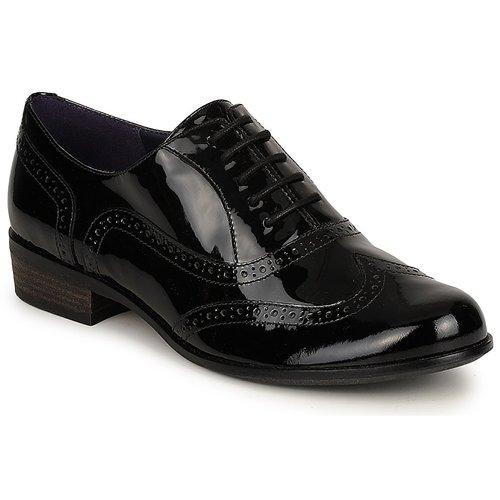 Schuhe Damen Richelieu Clarks HAMBLE OAK Schwarz