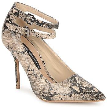 Schuhe Damen Pumps French Connection JAMELIA Beige