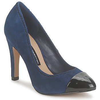 Schuhe Damen Pumps French Connection Trudy Blau