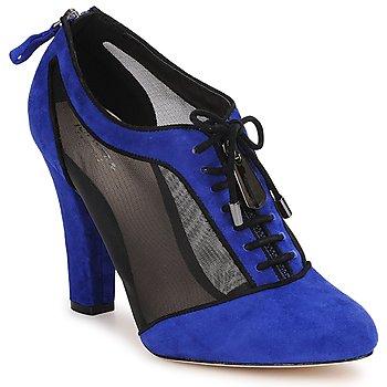 Stiefelletten / Boots Bourne PHEOBE Blau 350x350