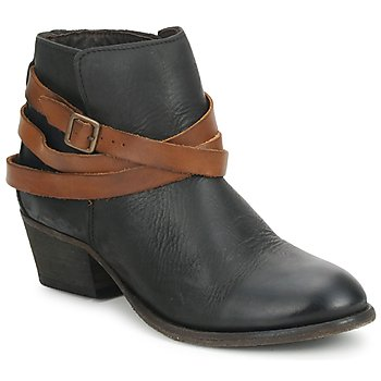 Schuhe Damen Low Boots Hudson HORRIGAN Schwarz