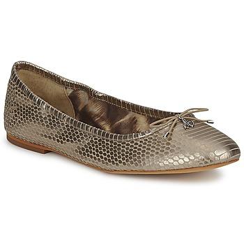 Schuhe Damen Ballerinas Sam Edelman FELICIA Gold / Metallic