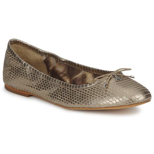 Sam Edelman FELICIA Gold / Metallic  Schuhe Ballerinas Damen 111,20