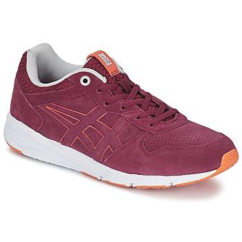 Schuhe Damen Sneaker Low Onitsuka Tiger SHAW RUNNER Rot
