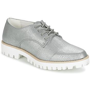 Schuhe Damen Derby-Schuhe Vero Moda VMEMILIE SHOE Silbern