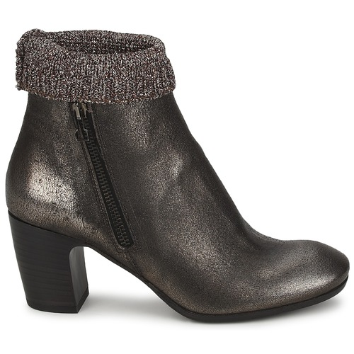Fru.it Soliu Braun - Kostenloser Versand | Schuhe Low Boots Damen 20230