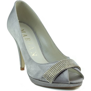 Schuhe Damen Pumps Marian Parteischuhabsatz BRONZE