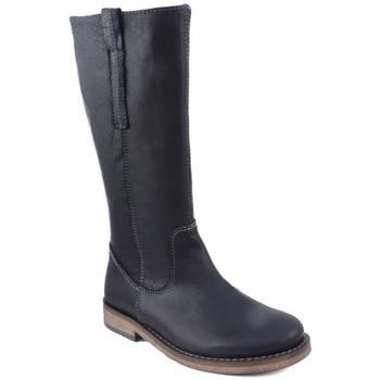 Schuhe Damen Klassische Stiefel Acebo's Bootjacke Mädchen oder eine Frau BRAUN