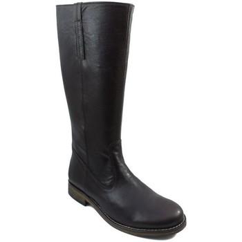 Schuhe Damen Klassische Stiefel Acebo's Bootjacke Mädchen oder eine Frau SCHWARZ