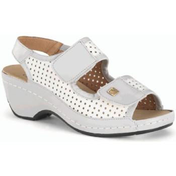 Schuhe Damen Sandalen / Sandaletten Calzamedi ORTO WEIB