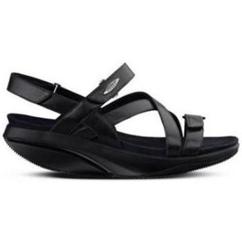 Schuhe Damen Sandalen / Sandaletten Mbt KIBURI W BLACK